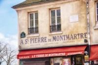 Monmartre Shop 2 Fine Art Print
