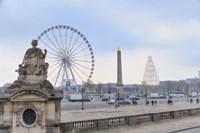 Place de la Concorde Fine Art Print
