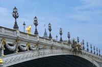 Pont Alexandre III - II Fine Art Print
