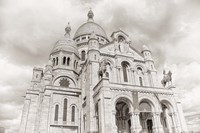 Sacre-Coeur III Fine Art Print