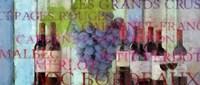 Bordeaux Wine Fine Art Print