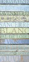 Loire Valley Wines Fine Art Print