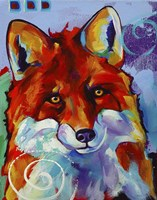 Red Fox Fine Art Print