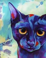 Cameo Cat Fine Art Print