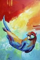 River Otter Fine Art Print