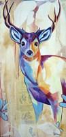 White Tail Deer Fine Art Print
