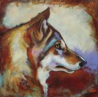Wolf Portrait Fine Art Print