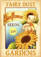 Sunflower Seeds Fine Art Print