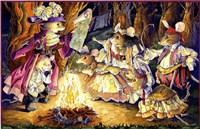 Gypsy Mice Fine Art Print