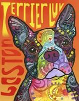 Boston Luv Fine Art Print