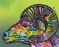 Ram Fine Art Print