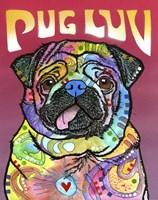 Pug Luv Fine Art Print