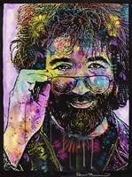 Jerry Garcia 2 Fine Art Print