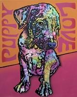 Puppy Love Fine Art Print