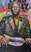 Lead Belly Fine Art Print