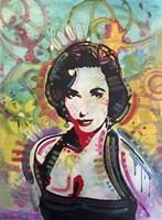 Liz Fine Art Print