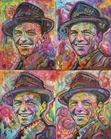 Sinatra Quadrant Fine Art Print