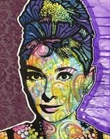 Audrey 2 Fine Art Print