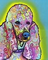 Poodle Fine Art Print