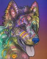 Keefer Fine Art Print