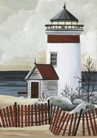 Lighthouse A Fine Art Print
