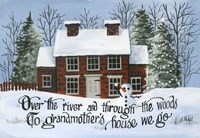 Grandma's House 1 Fine Art Print