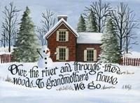Grandma's House 2 Fine Art Print