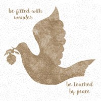 Natural Dove F Fine Art Print