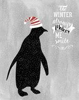 Penguin1 Fine Art Print
