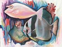 Coral Cruisers Fine Art Print