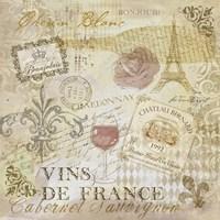 French Wine Fine Art Print