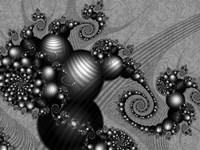 Shades Of Grey Fine Art Print