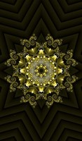 Gold 5 Fine Art Print