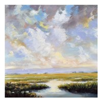 The Marsh Fine Art Print