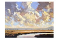 The Marsh 3 Fine Art Print