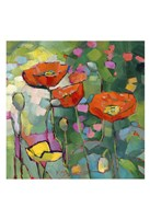 Poppies Galore Fine Art Print
