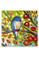 Modern Bird III Fine Art Print