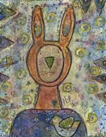 Hop Hop Fine Art Print