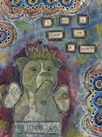 Pitbull Fine Art Print