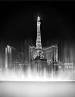 Paris Paris, Las Vegas Fine Art Print