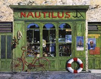 Il Nautilus Fine Art Print