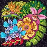 Tropical Paradise 13 Fine Art Print