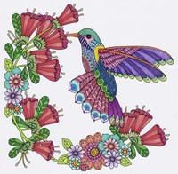 Winged Things 12 Fine Art Print