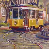 Italian Trolley Fine Art Print