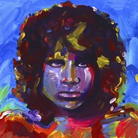 Jim Morrison Fine Art Print