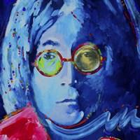 John Lennon 2 Fine Art Print