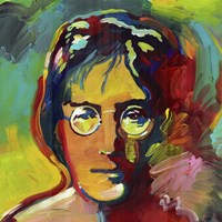 John Lennon Fine Art Print