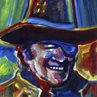 John Wayne Fine Art Print