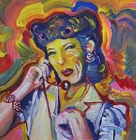 Lily Tomlin Fine Art Print