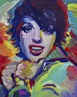 Liza Minelli Fine Art Print